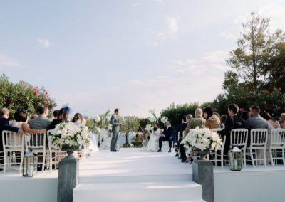 A French Riviera Wedding Film | Custom Stage