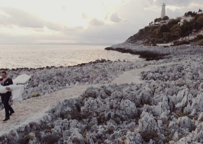 A French Riviera Wedding Film | Moon Scape