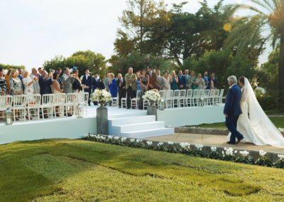 A French Riviera Wedding | Four Seasons Hotel Cap Ferrat