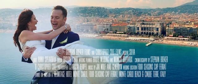 French Riviera Wedding Film   A Côte d'Azur Stunner
